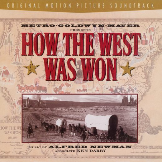 How the West Was Won soundtrack