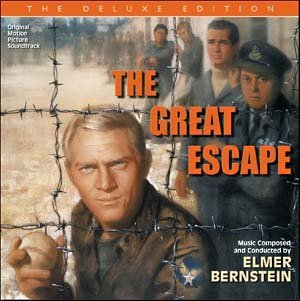 The Great Escape soundtrack