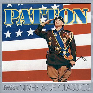 Patton soundtrack
