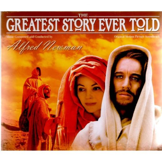 The Greatest Story Ever Told soundtrack