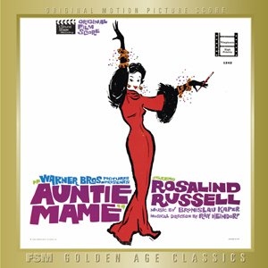 Auntie Mame soundtrack