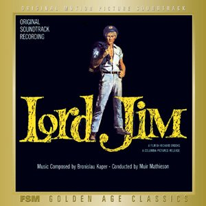 Lord Jim soundtrack
