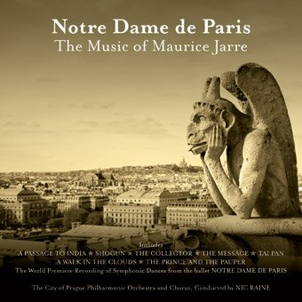 Notre Dame de Paris - The Music of Maurice Jarre CD