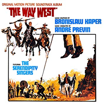 The Way West soundtrack