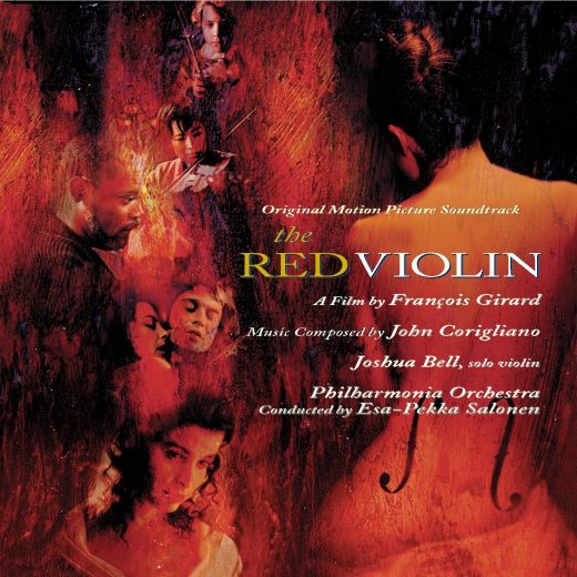 The Red Violin soundtrack