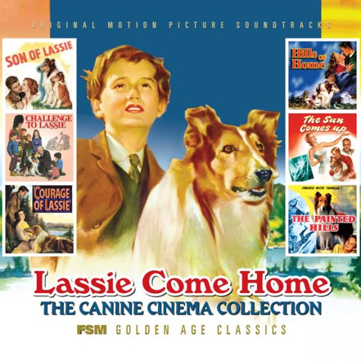 Lassie Come Home - The Canine Cinema Collection