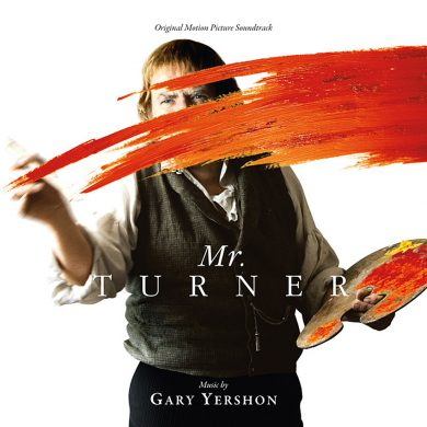 Mr. Turner CD