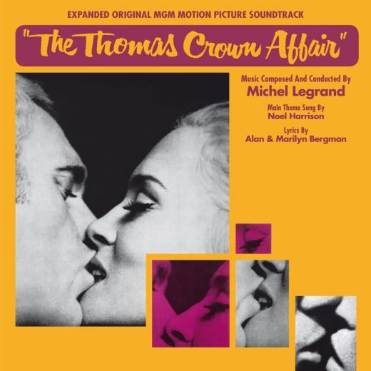 The Thomas Crown Affair soundtrack