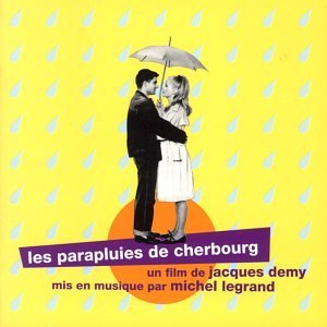 The Umbrellas of Cherbourg soundtrack