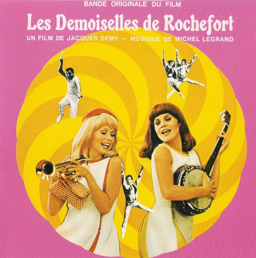 The Young Girls of Rochefort soundtrack