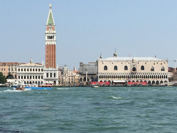St. Marks and the Doge's Palace