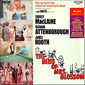 The Bliss of Mrs. Blossom Soundtrack