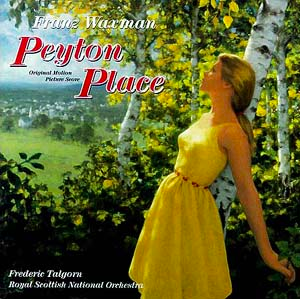 Peyton Place Soundtrack