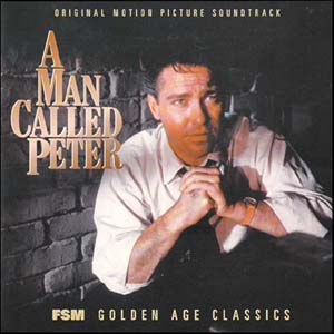 A Man Called Peter Soundtrack