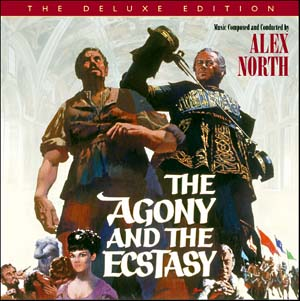 The Agony and the Ecstasy Soundtrack