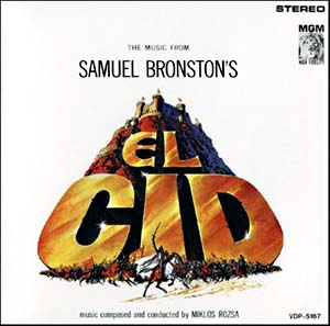 El Cid Soundtrack