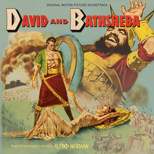 David and Bathsheba Soundtrack