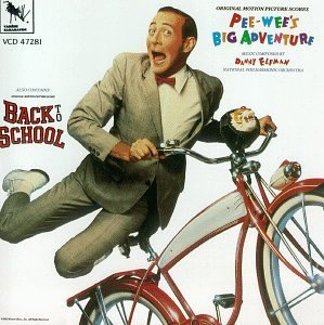 Pee Wee's Big Adventure Soundtrack