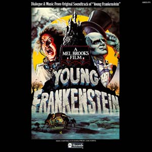 Young Frankenstein Soundtrack