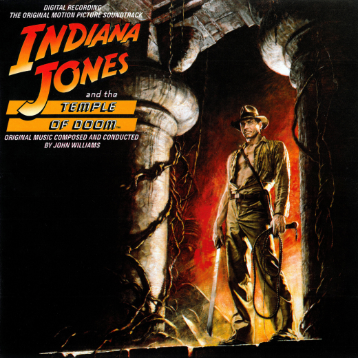 Indiana Jones and the Temple of Doom soundtrack