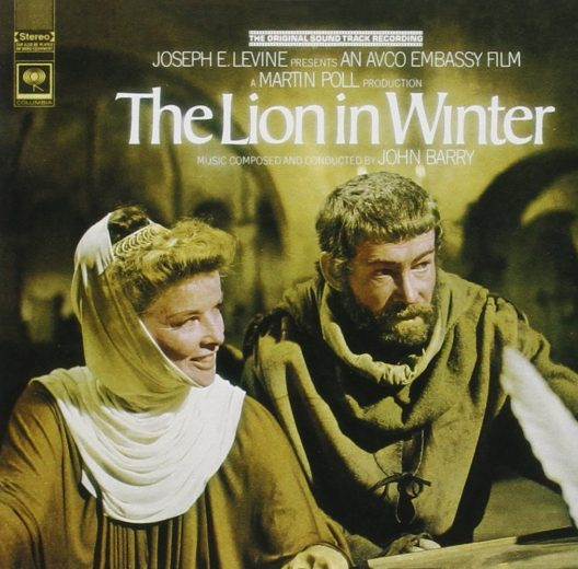 The Lion in Winter soundtrack
