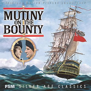 Mutiny on the Bounty soundtrack