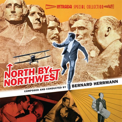 North by Northwest soundtrack