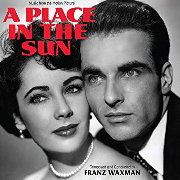 A Place in the Sun soundtrack