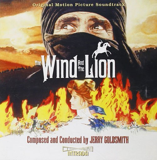 The Wind and the Lion soundtrack